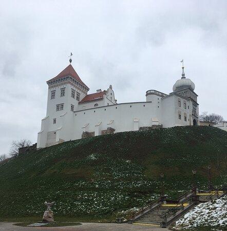Старый Замок в Гродно.