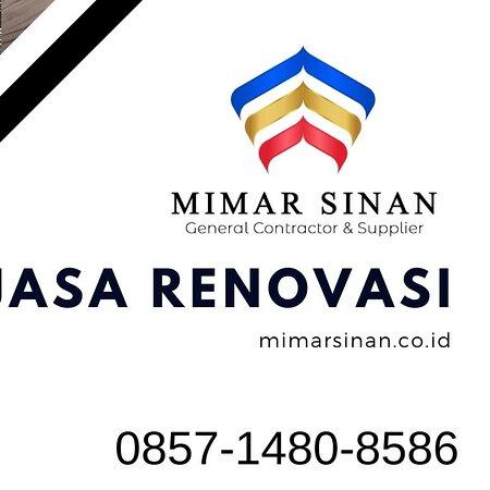 TERMURAH, 0857 1480 8586 (Bp ALi), Jasa Renovasi Rumah di Tapos Depok