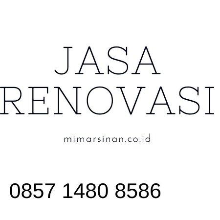 TERMURAH, 0857 1480 8586 (Bp ALi), Jasa Renovasi Rumah di cipayung depok