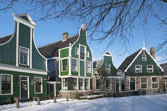 Volendam, Edam and Windmill Tour plus...