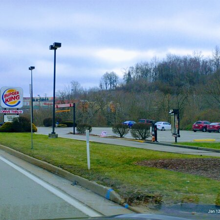 Burger king route 30