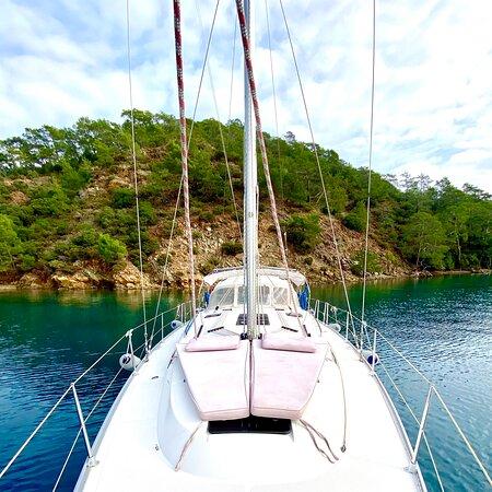 Fethiye, Turkey: Bavaria 40 Cruiser Yelkenli