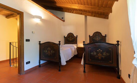 Monghidoro, Itália: Camera doppia