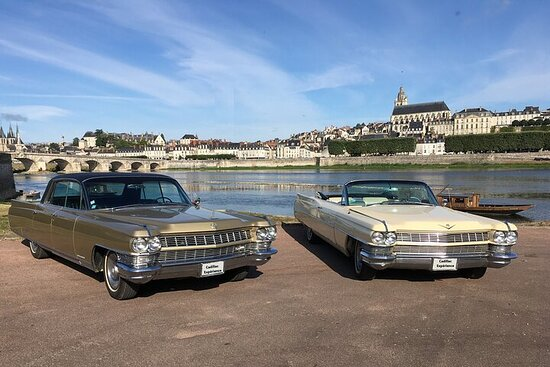 5-Day Private Luxury Tour of Loire Valley from Blois