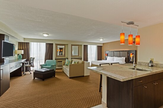 Newly Refreshed Executive King Suite