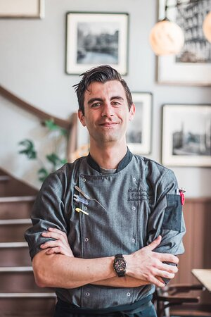 Arthur Santangelo - Executive Chef
