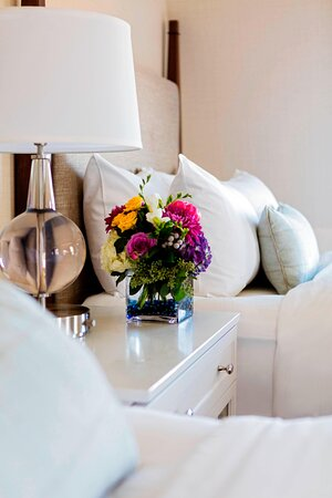Guest Room - Bedside Table