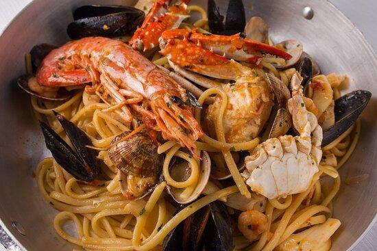 Sia food pasta
