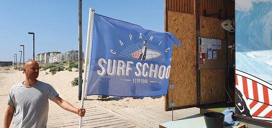 Caparica Surf School