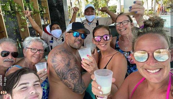 Slash Pool Bar with Sergio and Diego