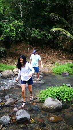 Soufriere, Σάντα Λουσία: chasing waterfalls