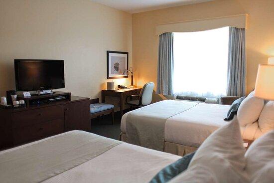 Standard Two Queen Guest Room