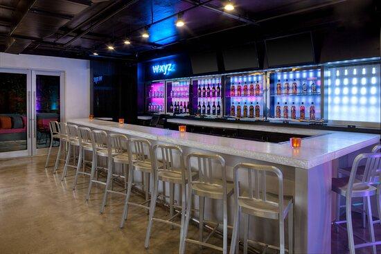 W XYZ® bar
