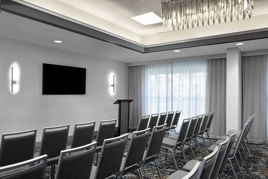 Collins Meeting Room - Theater Setup
