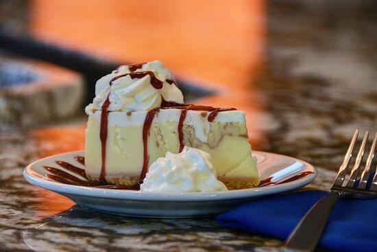 Bar360 - Bananas Foster Cheesecake