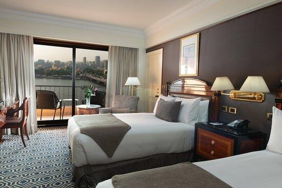 InterContinental Cairo Semiramis, hoteles en El Cairo