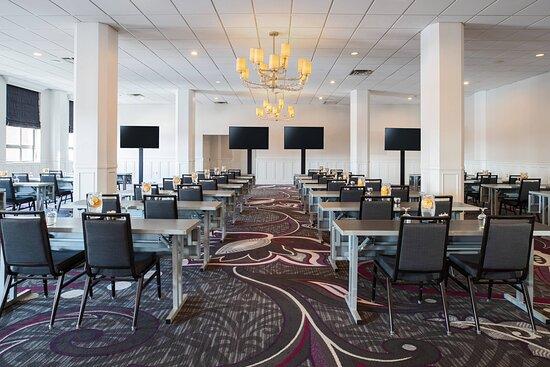 Washington Ballroom - Classroom Setup