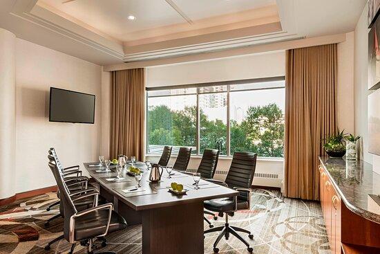 Larkspur Goldenrod Meeting Room