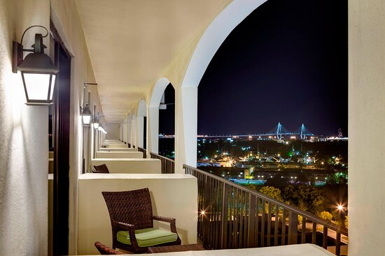 Concierge Guest Room Balcony