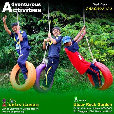 Adventurous Games