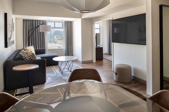 One-Bedroom Suite - Living Room
