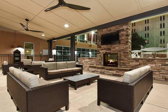 Indoor Courtyard Patio