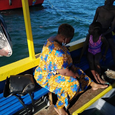 Malindi Marine National Park, Kenya: Snorkeling and Boat ride's