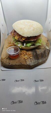 Wierde, Belgique : Burger Jack Daniel's