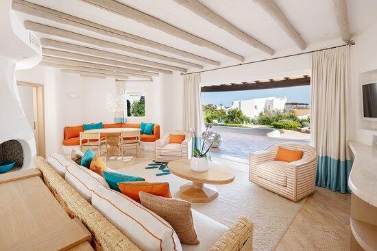 3 Bedroom Villa, Villa Giada, Living Room
