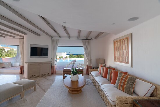 3 Bedroom Villa, Villa Ambra, Living Room