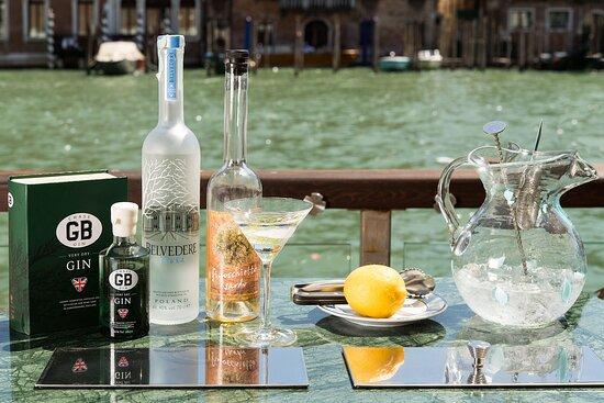 Bar Longhi - Wild Fennel Martini