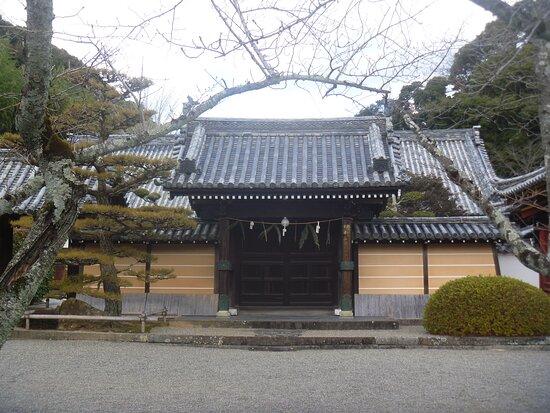 Kokawadera Temple Hombo