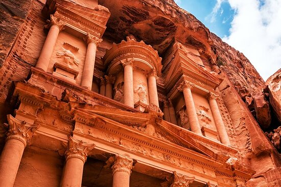‪Day tour to Petra from Jerusalem‬ لوحة