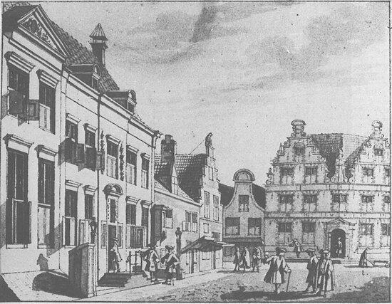Oost-indische Compagnie (voc) Hoorn