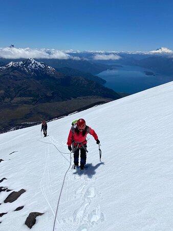 Osorno Volcano. Picture