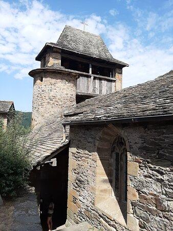 clocher de la chapelle
