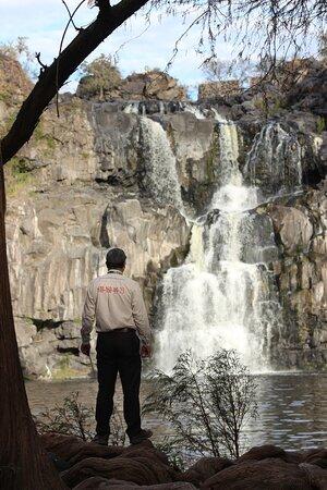 Visitando el Malpais Tour Paraje el Saltito Cascada principal