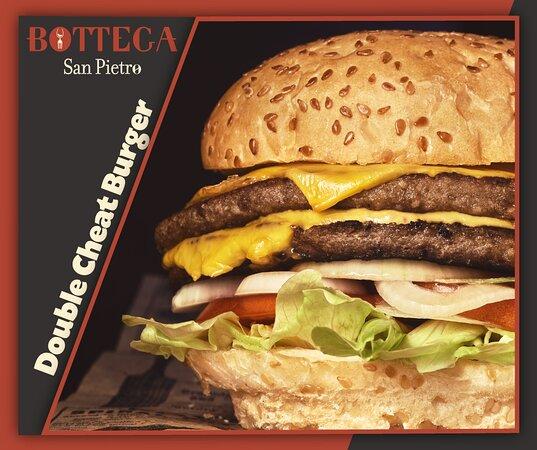Double Cheat Burger
