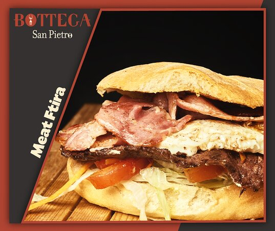 Meat Ftira