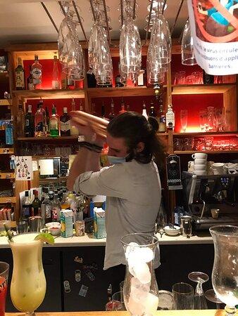 Parcay-les-Pins, Francia: Soirée Cocktail