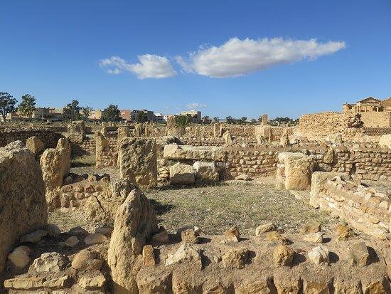Subaytilah, Tunisia: Sbeitla