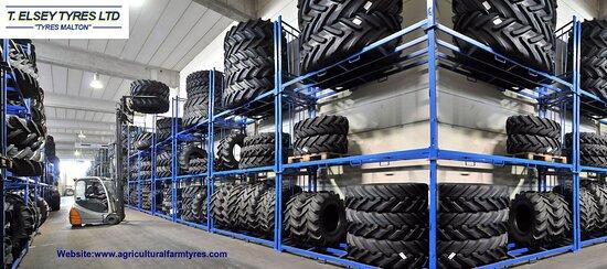 Ceat Tractor Tyres