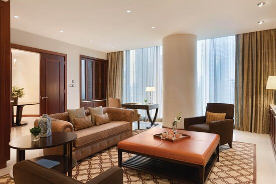 Penthouse Apartment - Seating Area