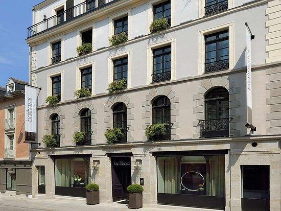 バルタザール ホテル & スパ M ギャラリー レンヌ
