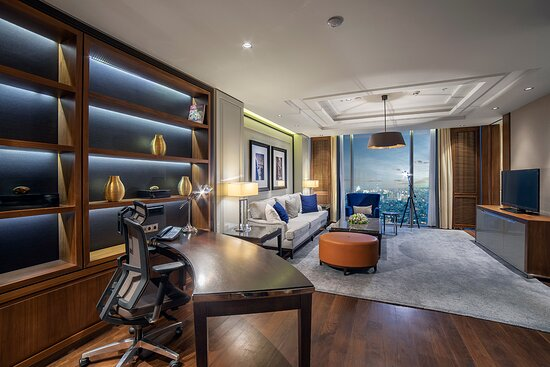 Bomonti Home Suite Living Room