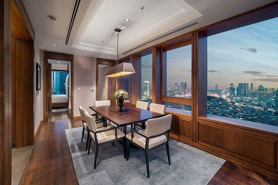 Bomonti Home Suite Dining Room