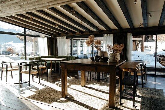 image La Table de l'Alpaga sur Megeve