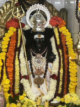 Bangalore, Ấn Độ: Muneshwara Swamy Temple's Sankranti Habba Pooja.