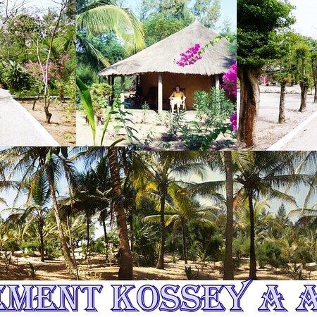 Ziguinchor, Senegal: Campement kossey au bord de la mer Le campement kossey ce trouve au sud du pays en bas Casamance