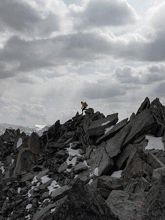 Большой Алматинский Пик Big Almaty Peak